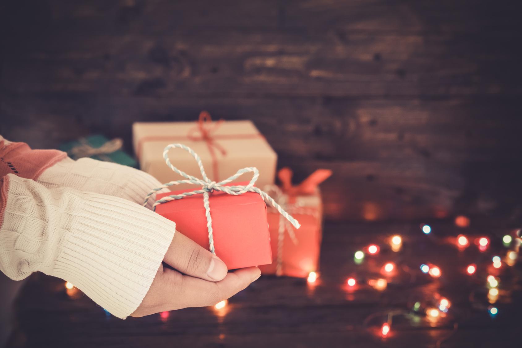 holiday season donations