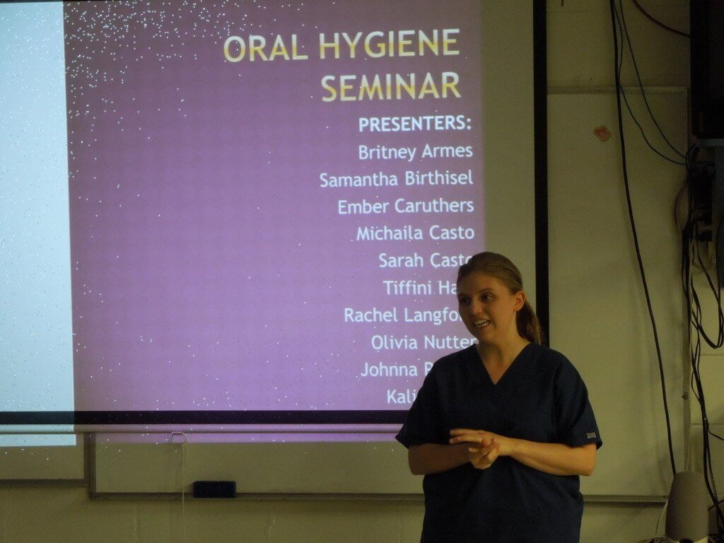 WVJC Charleston | Dental Assisting | Instructor Highlight