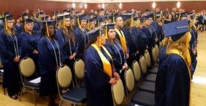 WVJC Graduation Ceremony