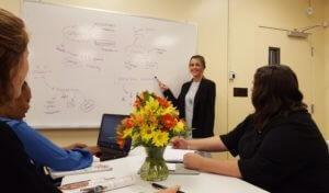 WVJC Business Administration Class