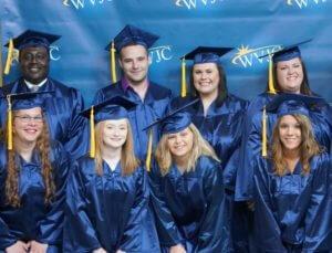 WVJC Graduation 2017