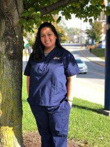 Sarah Cruz, WVJC Morgantown Campus