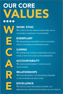 WVJC Core Values
