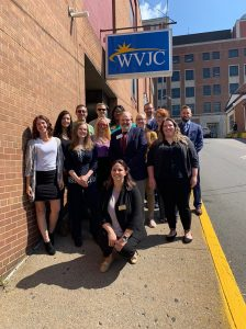 WVJC Morgantown LOA Students Meet With House of Delegates