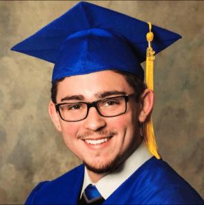 Tyler Chinchilla Graduate Highlight
