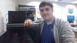 Nathaniel Tichinel - Student Highlight