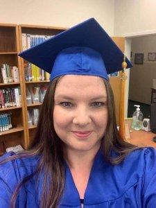 Donna Hendrickson - Graduate Highlight