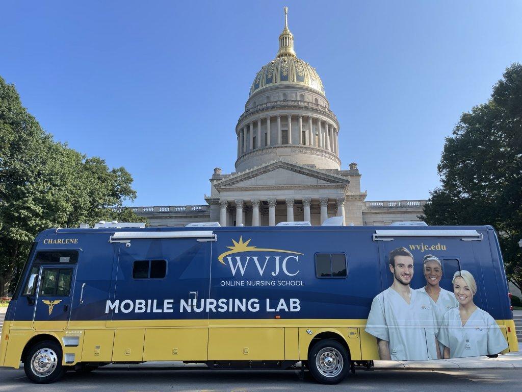 Mobile Nursing Lab at Charleston Capital